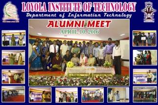 Alumni : Department of IT